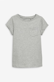 Pocket T-Shirt (3-16yrs)