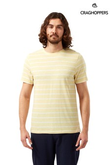 Craghoppers Yellow Sten T-Shirt