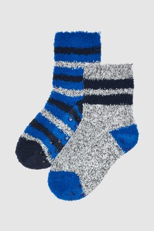 Cosy Socks Two Pack (Older)