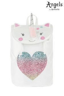 Angels By Accessorize Sparkle Unicorn Character Backpack
