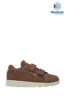 Reebok Brown Royale Infant Trainers