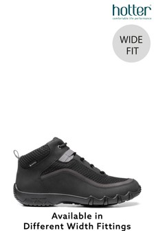 Hotter Ridge GTX Wide Fit Lace Up Boot Shoes