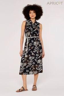Oliver Bonas Green Leia Eyelet Detail Tote Bag