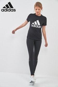 adidas Black ID WND Tight