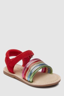Strappy Sandals (Younger)