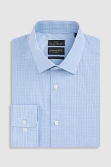 Signature Canclini Regular Fit Check Shirt