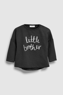 Little Brother T-Shirt (0 Monate bis 2 Jahre)