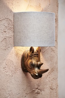 Rhino Wall Light