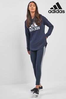 adidas Essential 3 Stripe Tight