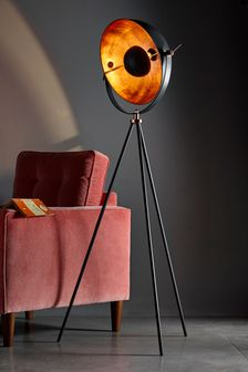 Denver Tripod Floor Lamp