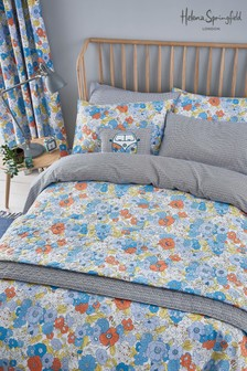 Helena Springfield Vintage Patsy Floral Duvet Cover and Pillowcase Set