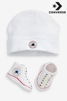 Converse 帽子 & ブーティセット