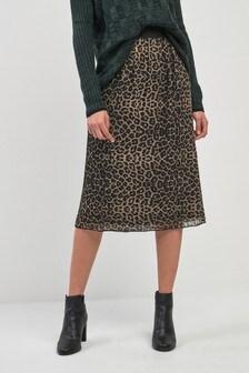 f283c9cf5665be Animal Print Skirts | Leopard Midi, Mini & Printed Skirts | Next Ireland