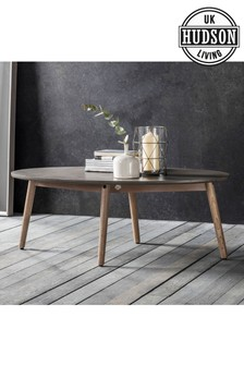Bergen Oval Coffee Table By Hudson Living
