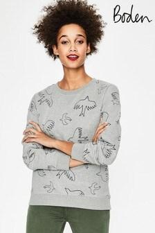 Boden Grey Sweatshirt