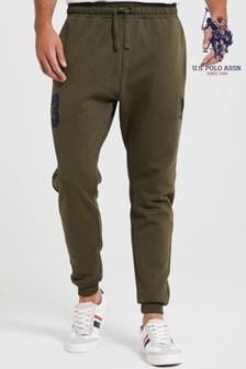 מכנסי טרנינג של U.S. Polo Assn. דגםPlayer3