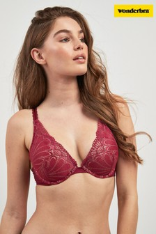 3f86808dd8 Wonderbra® Refined Glamour Triangle Lace Push Up Bra