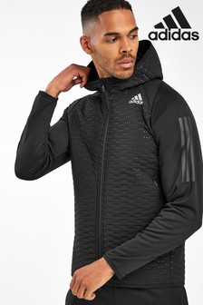 adidas Black Day to Night Jacket