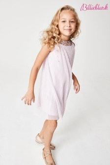 Розовое платье с блестками Billie Blush