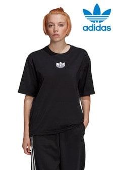 adidas Originals 3D Tref Boyfriend Fit T-Shirt