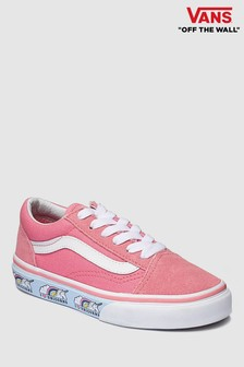 a35850bbce Vans Youth Old Skool Trainer