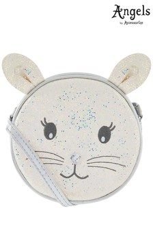 Angels by Accessorize Glitter Bunny Cross Body Bag
