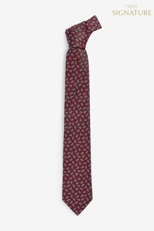 'Made In Italy' Signature Silk Rich Tie