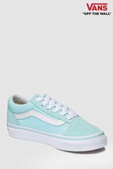 Vans Turquoise Old Skool Youth Trainer