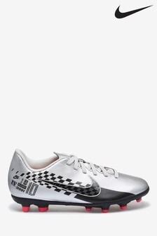 Nike Chrome Neymar Vapor Club Firm Ground Junior & Youth Football Boots