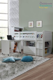 Butterworth Mid-Sleeper By The Children's Furniture Company