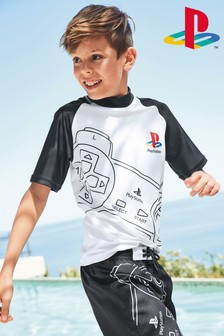 PlayStation™ Sunsafe Rash Vest (3-12yrs)