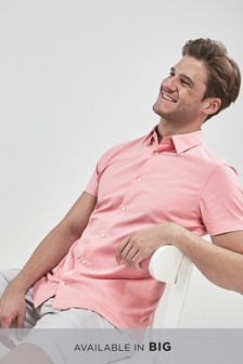 Short Sleeve Tonic Shirt