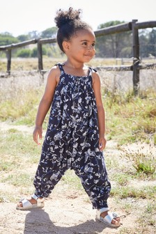 Printed Jumpsuit (3mths-7yrs)