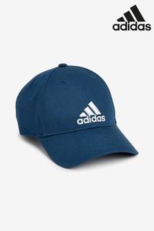 כובע מצחיה של adidas Adult בכחול