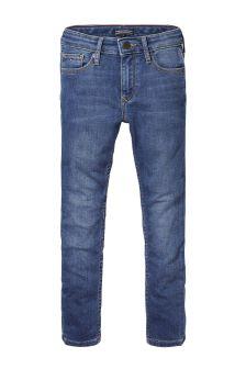 Tommy Hilfiger Blue Simon Skinny Jeans
