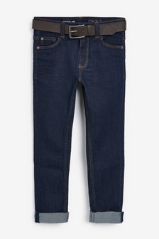 Belted Jeans (3-16yrs)