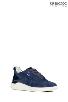 Geox Blue D Theragon Shoe