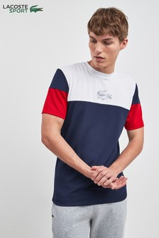 Lacoste® Sport Colourblock T-Shirt
