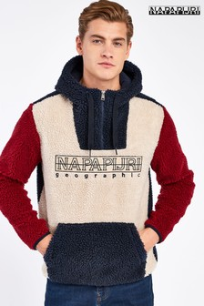 Napapijri Natural Teide Borg Fleece