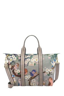 Cath Kidston® Singing Birds Disney™ Digital Foldaway Overnight Bag