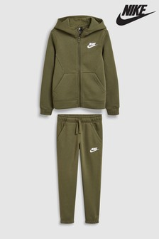 Nike Brushed Fleece Tracksuit 9f0419dad19f
