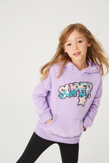 Sequin Hoody (3-16yrs)
