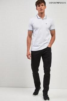 Emporio Armani J06 Black Slim Fit Jean