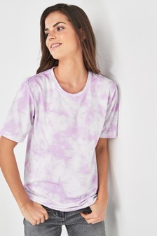 T-shirt à col ras du cou