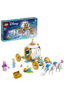 LEGO 43192 Disney Princess Cinderella's Royal Carriage Toy