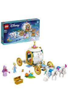 LEGO 43192 Disney Princess Cinderella's Royal Carriage Toy