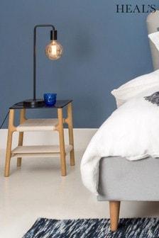 HEAL'S Black Junction Table Lamp