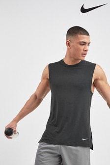 Nike Train Dri Black Tank