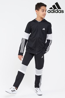 adidas Performance Jogginghose, schwarz