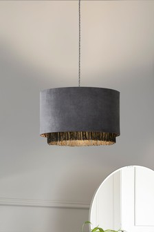 Clarendon Fringed Easy Fit Shade